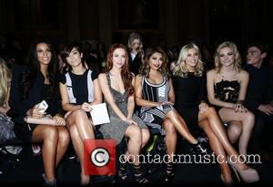 Rochelle Humes, Rochelle Wiseman, Frankie Sandford, Una Healy, Vanessa White, Mollie King, The Saturdays and Pixie Lott
