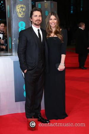 Christian Bale and Sibi Blazic - British Academy Film Awards (BAFTA) 2014 held at the Royal Opera House - Arrivals...
