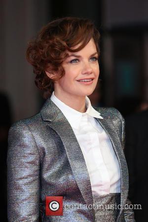 Ruth Wilson - British Academy Film Awards (BAFTA) 2014 held at the Royal Opera House - Arrivals - London, United...