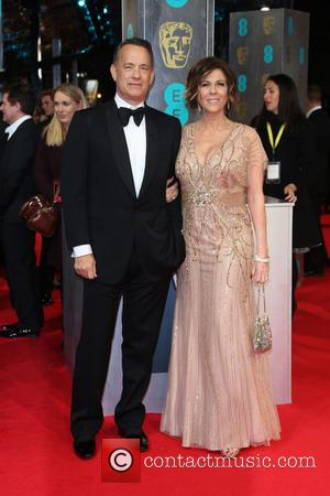 Tom Hanks and Rita Wilson - British Academy Film Awards (BAFTA) 2014 held at the Royal Opera House - Arrivals...