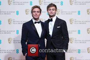 Sam Clafin and Douglas Booth