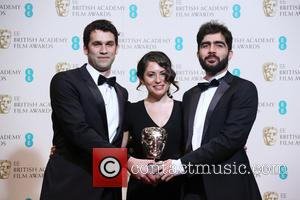 James Walker, Sarah Woolner and Yousif Al-Khalifa