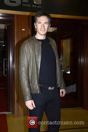 James D'Arcy - James D'Arcy attends the screening of 'Cloud Atlas' during the Glasgow Film Festival - Glasgow, Scotland...