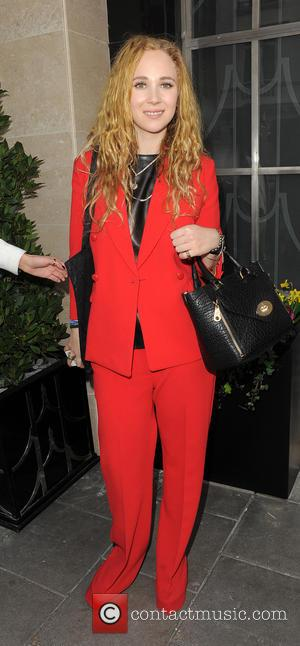 Juno Temple - LFW Mulberry Departures at London Fashion Week - London, England, United Kingdom - Sunday 17th February 2013