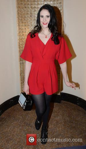 Kate Nash - London Fashion Week - Autumn/Winter 2013 - Temperley London - Arrivals and Front Row at London Fashion...
