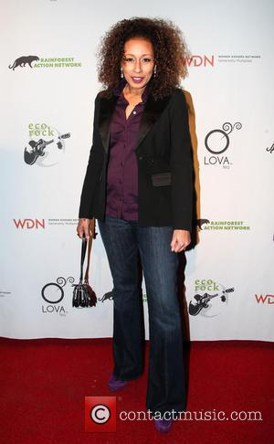 Tamara Tunie - Rainforest Action Network Benefit - New York City, NY, United States - Sunday 17th February 2013