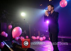 Rick Astley - Rick Astley performs at G-A-Y - London, United Kingdom - Sunday 17th February 2013