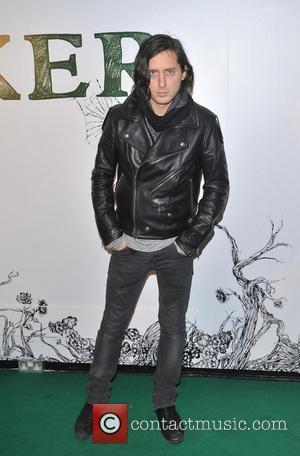 Carl Barat - Gala Screening of 'Stoker' - London, United Kingdom - Sunday 17th February 2013