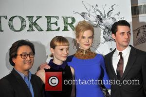 Nicole Kidman, Matthew Goode, Mia Wasikowska and Park Chan-wook