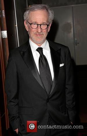 Steven Spielberg at Writers Guild Awards