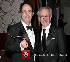 Tony Kushner and Steven Spielberg