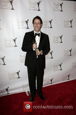 Tony Kushner and Winner Of The Writers Guild Award For Adapted Screenplay