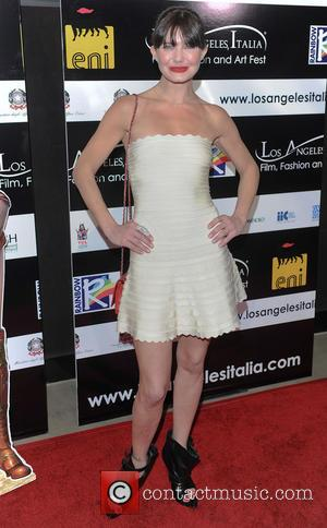 Delphine Chaneac - The 8th Annual Los Angeles, Italia Film, Fashion and Art Festival held at Mann Chinese 6 Theatre...