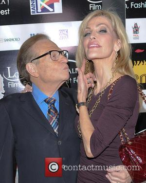 Larry King and Shawn Southwick - The 8th Annual Los Angeles, Italia Film, Fashion and Art Festival held at Mann...
