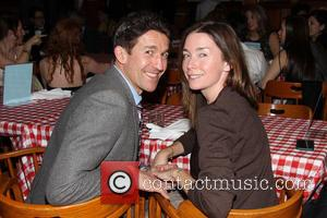 Jonathan Cake and Julianne Nicholson