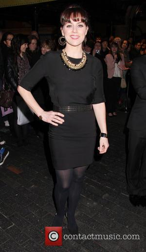 Jill Halfpenny - Whatsonstage.com Awards 2013 at the Palace Theatre at Palace Theatre - London, United Kingdom - Sunday 17th...