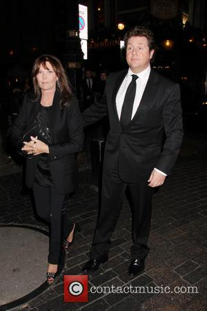 Michael Ball - Whatsonstage.com Awards 2013 at the Palace Theatre at Palace Theatre - London, United Kingdom - Sunday 17th...