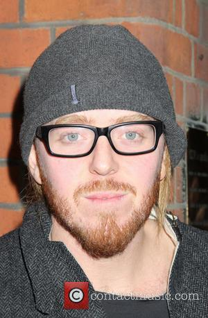 Tim Minchin - Whatsonstage.com Awards 2013 at the Palace Theatre at Palace Theatre - London, United Kingdom - Sunday 17th...