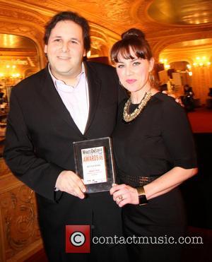 David Babani and Jill Halfpenny