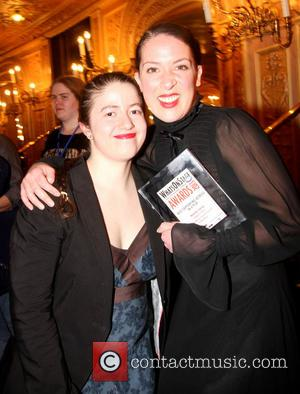 Natalie Casey and Guest