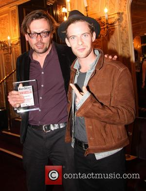 Simon Stepehns and Luke Treadway