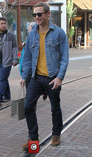 Brian Geraghty - Celebrities out and about in Los Angeles - Los Angeles, California, United States - Monday 18th February...