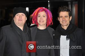 Andy Wachowski, Lana Wachowski and Tom Tykwer