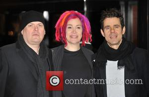 Andy Wachowski - UK film premiere of 'Cloud Atlas' held...
