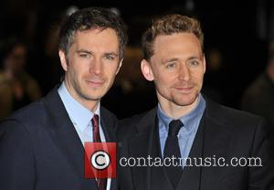 James D'arcy and Tom Hiddleston