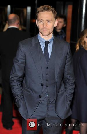 Tom Hiddleston - UK film premiere of 'Cloud Atlas' held at the Curzon Mayfair - Arrivals - London, United Kingdom...