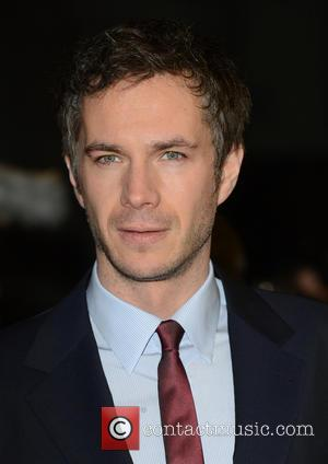 James D'Arcy - UK film premiere of 'Cloud Atlas' held at the Curzon Mayfair - Arrivals - London, United Kingdom...