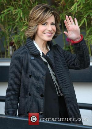 Natasha Kaplinsky - Celebrities outside the ITV studios - London, United Kingdom - Monday 18th February 2013