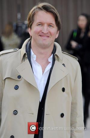 Tom Hooper at London Fashion Week