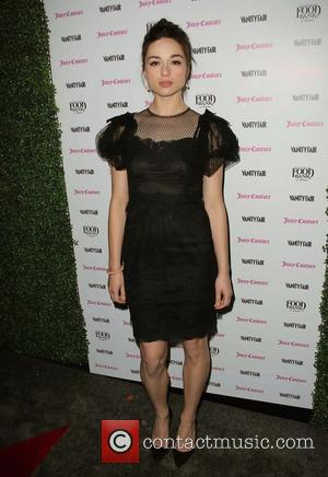 Crystal Reed - Vanity Fair And Juicy Couture Celebration Of The 2013 Vanities Calendar - Los Angeles, California, USA -...