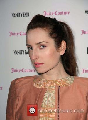 Zoe Lister Jones - Vanity Fair And Juicy Couture Celebration Of The 2013 Vanities Calendar - Los Angeles, California, USA...
