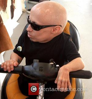 Verne Troyer - Verne Troyer out in Beverly Hills - Los Angeles, California, United States - Monday 18th February 2013