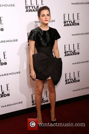 Emma Watson - ELLE Style Awards held at One Embankment - Arrivals - London, United Kingdom - Monday 18th February...