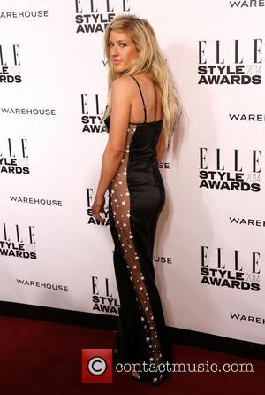 Ellie Goulding - ELLE Style Awards held at One Embankment - Arrivals - London, United Kingdom - Monday 18th February...