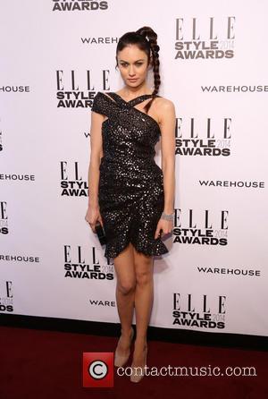 Olga Kurylenko - ELLE Style Awards held at One Embankment - Arrivals - London, United Kingdom - Monday 18th February...