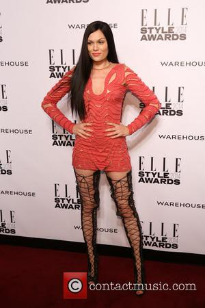 Jessie J - Elle Style Awards 2014 held at One Embankment - Arrivals - London, United Kingdom - Monday 18th...
