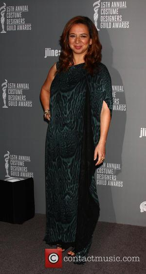 Maya Rudolph Is A New Mum - Report