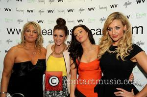 Brooke Vincent, Martine Mccutcheon and Catherine Tyldesley