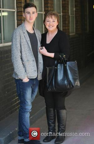 Pauline Quirke and Charlie Quirke