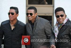 Jermaine Jackson, Marlon Jackson and Tito Jackson