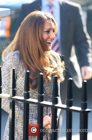 Kate Middleton - Catherine, Duchess of Cambridge leaves Hope House