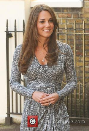 Kate Middleton, Hope House, London
