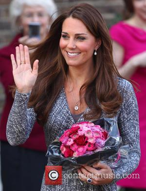 Kate Middleton, Catherine and Duchess of Cambridge - Catherine, Duchess of Cambridge leaves Hope House - London, United Kingdom -...