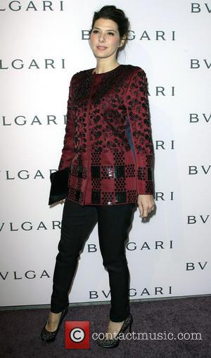 Marisa Tomei - BVLGARI Jewelry at BVLGARI Rodeo Drive Store - Los Angeles, California, United States - Tuesday 19th February...