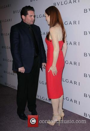 Andy Gelb and Julianne Moore