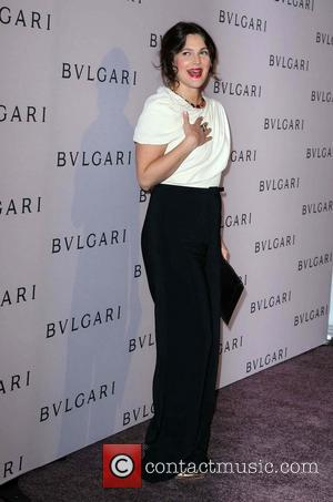 Drew Barrymore - BVLGARI celebration of Elizabeth Taylor's collection of...